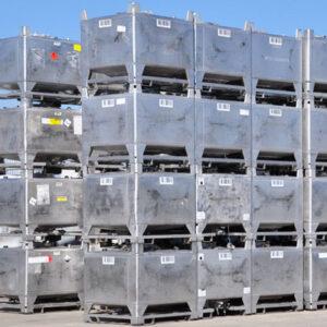 DCR skład zbiorników stalowych