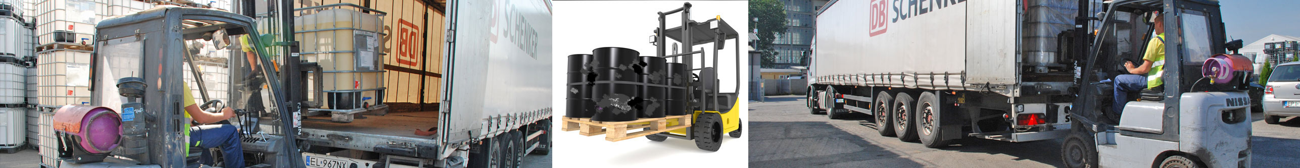 opakowania przemysłowe i odpady-załadunek i przygotowanie do transportu