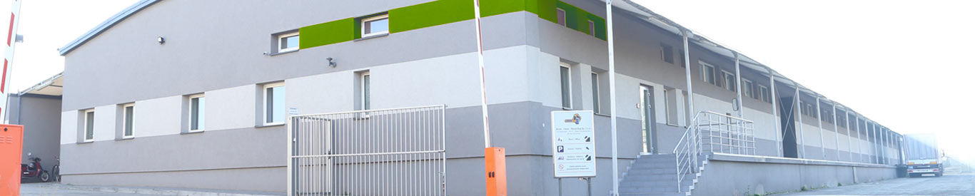 budynek siedziby DCR