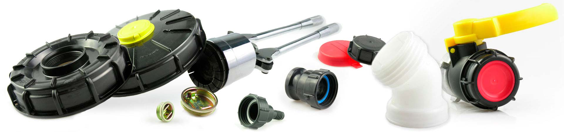 accessories – caps, seals, and lead seals for IBCs and drums